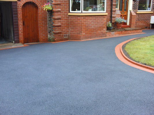 Paving Company in Spink